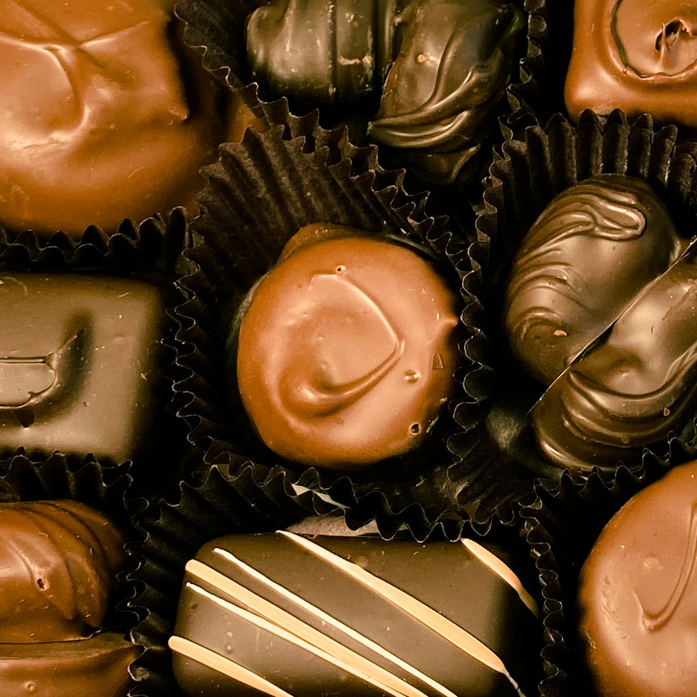 Best Chocolate Assortment: Creams & Chews