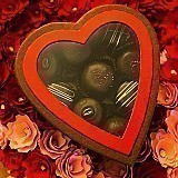 Medium Assorted Heart Truffle Box
