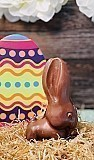 Big Ears Gourmet Milk Chocolate Bunny