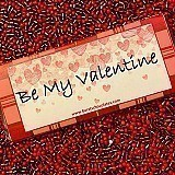 Be My Valentine Milk Chocolate Burst's Bar