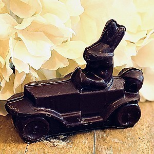 Gourmet Milk Chocolate Little Rolls Bunny