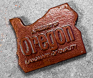 Milk Chocolate Oregon