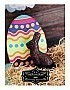 Bob the Gourmet Milk Chocolate Bunny
